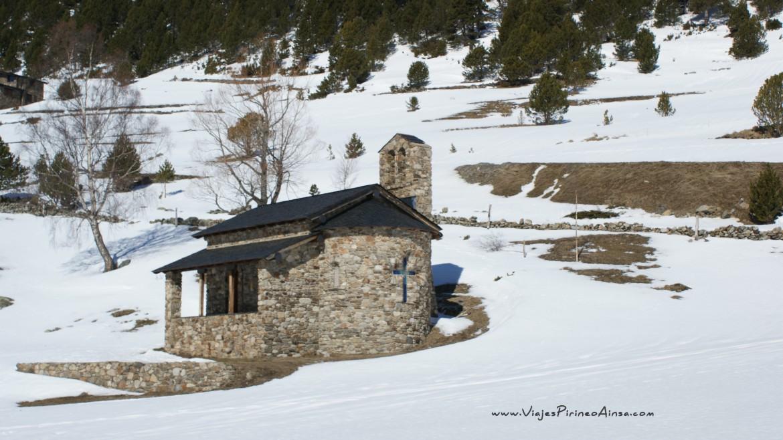Circuito Fin de Año Raquetas de nieve en Andorra -5 días- Salida 29 diciembre