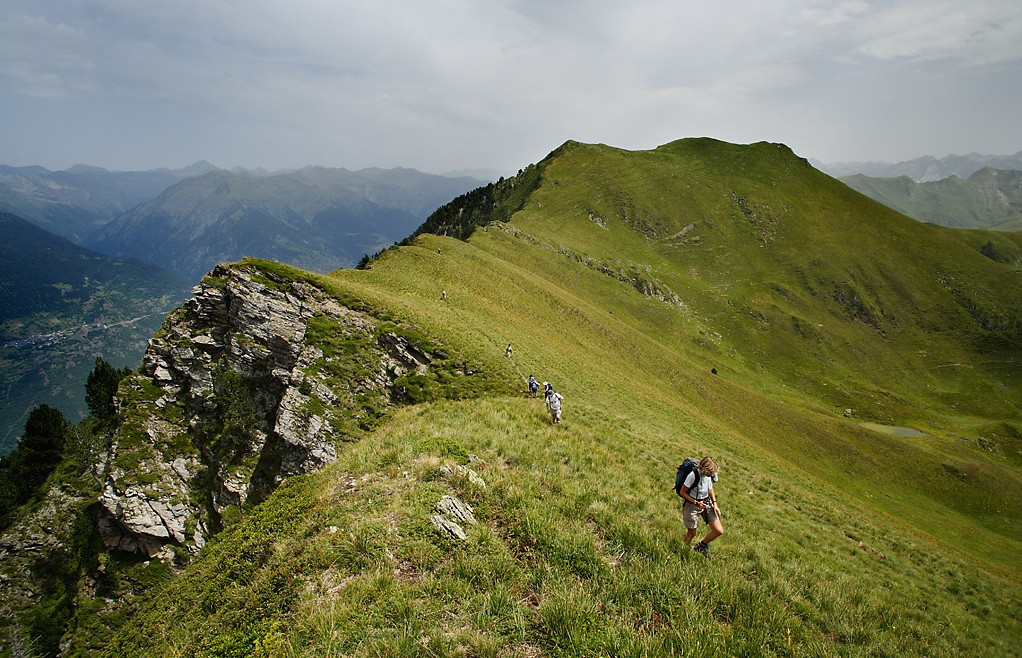 Circuito senderismo en el Valle de Aran y Parque Nacional de Aigües Tortes -6 días- Salidas 26 julio y 20 septiembre 2021