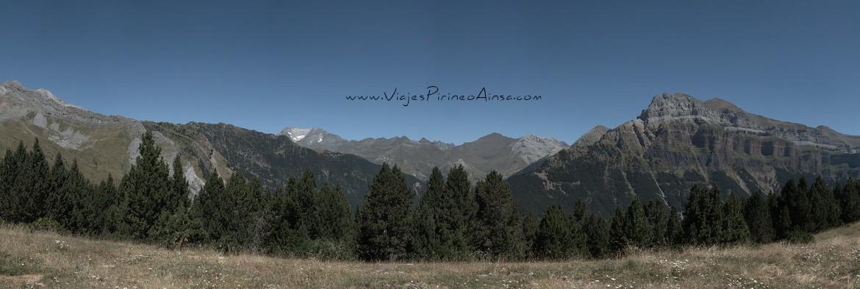 Senderismo por El Cebollar con 4×4, Parque Nacional de Ordesa (Torla, Huesca, España)