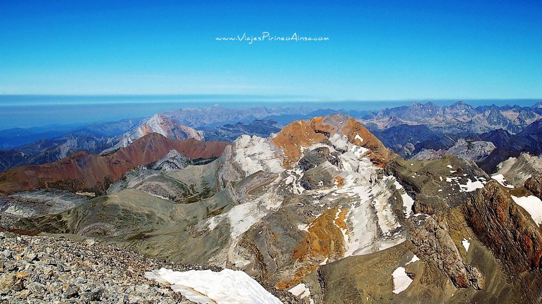 Ascensión a Monte Perdido y otros picos zona Ordesa apoyo 4×4 (Torla, Huesca, España)