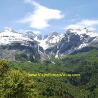 Circuito Senderismo Parque Nacional de Ordesa y Jaca: Valles del Pirineo Aragonés (Pirineos, Huesca, España) – 6 días – Salida 8 agosto 2016