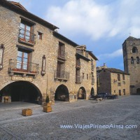 Hotel Los Siete Reyes ** (Ainsa, Huesca, España)