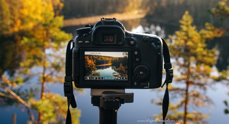 Taller de fotografía Ordesa en otoño -3 días- Salida 23 octubre 2020