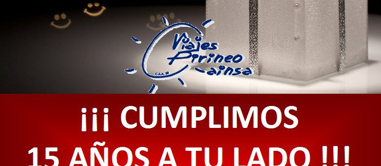 15 Aniversario: 2001-2016